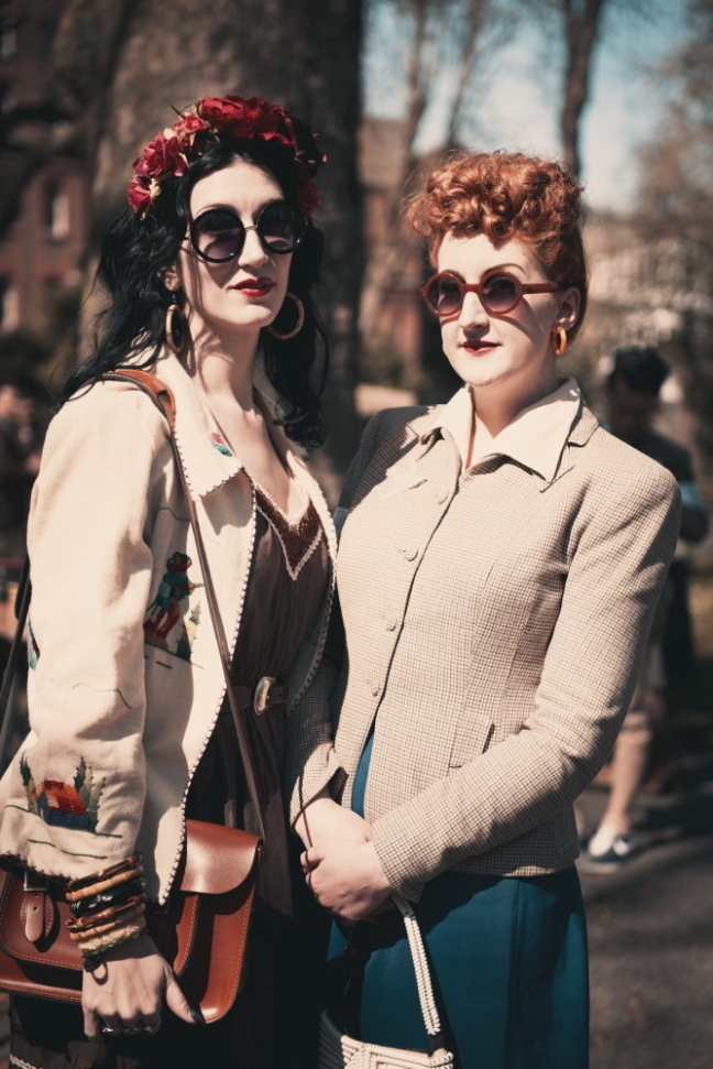 The Tweed Run 2015